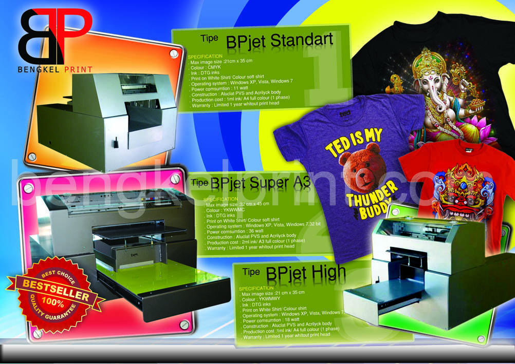 printer dtg murah