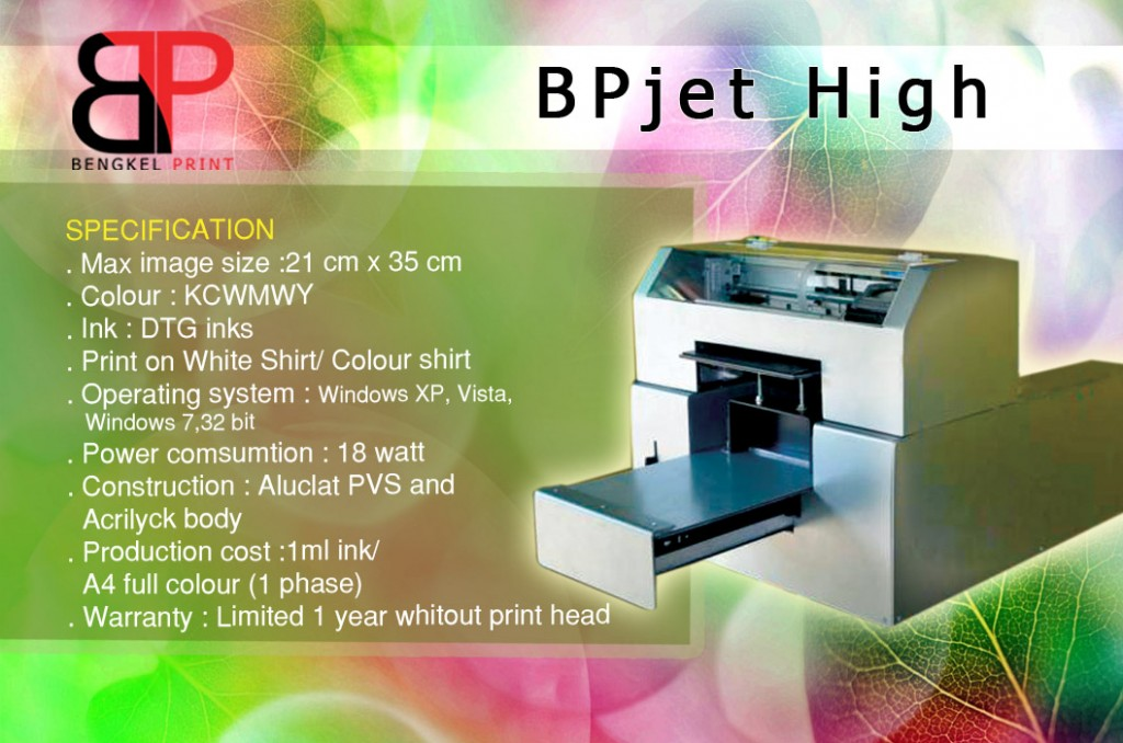 printer dtg a4 gelap
