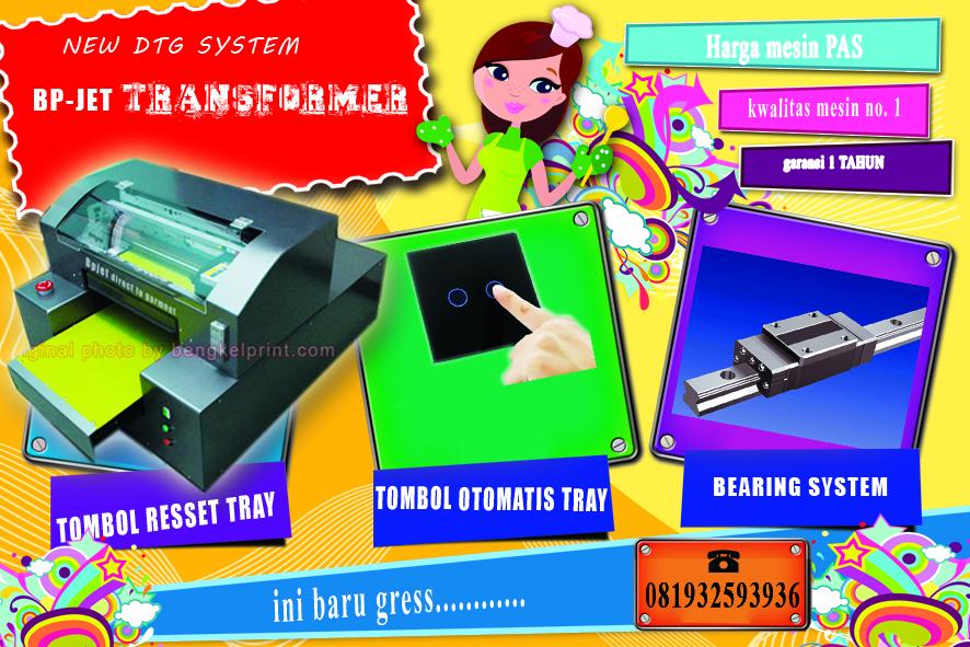 harag printer dtg