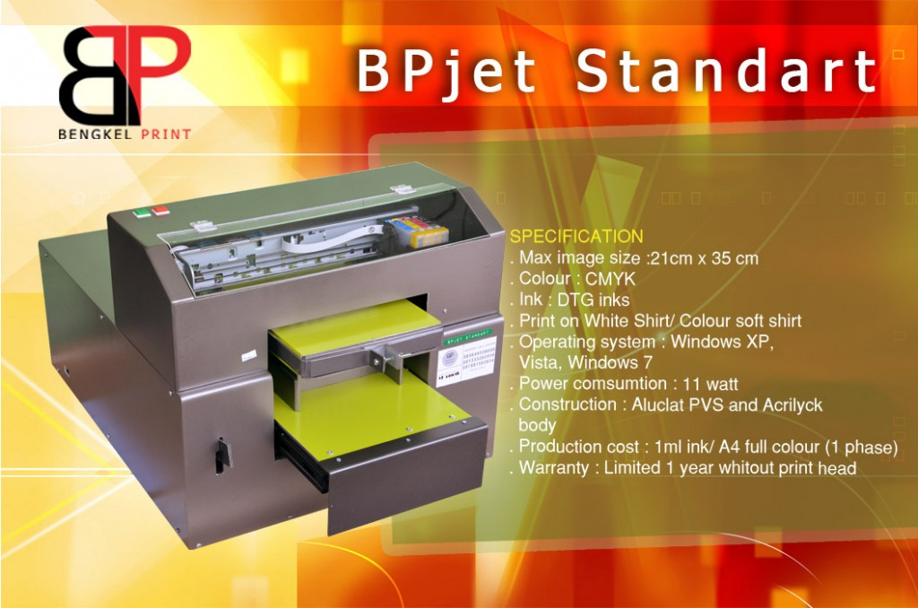printer dtg a4