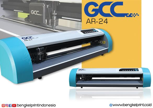 Jual Mesin Cutting Sticker GCC AR-24 Murah Jakarta