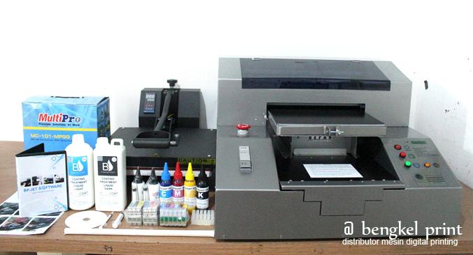 Paket printer dtg A3 transformer
