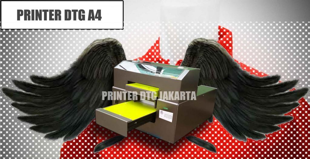 printer dtg A4 terang