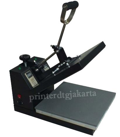 mesin press kaos jakarta