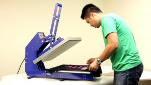 Cara Memilih Mesin Press Kaos Murah dan Berkualitas