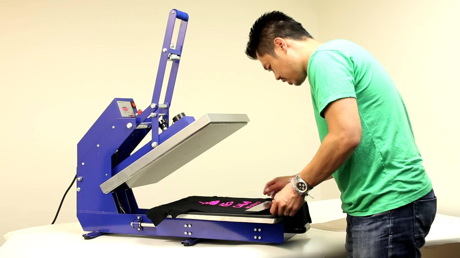 Cara Memilih Mesin Press Kaos Murah dan Berkualitas   Printer DTG Jakarta