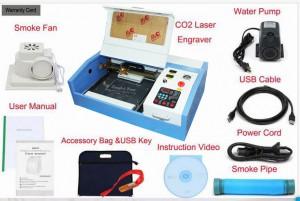 Jual Mesin Laser Cutting Gravir 3020 Support USB