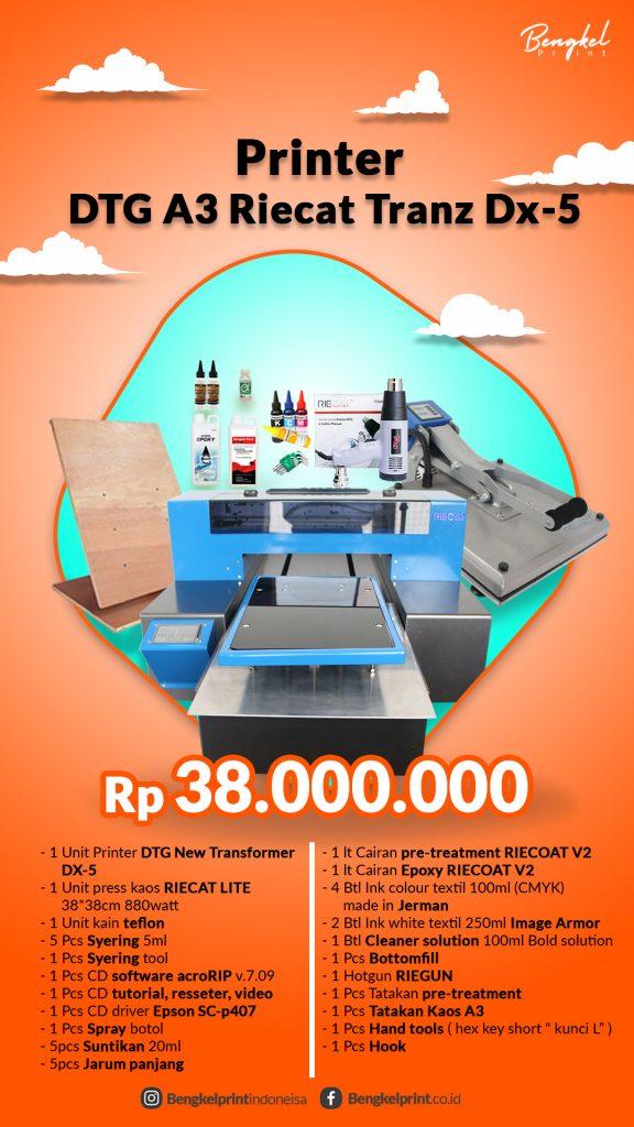 harga printer dtg dx5 murah terbaru 2020