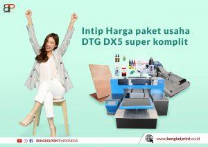 paket usaha dtg dx5
