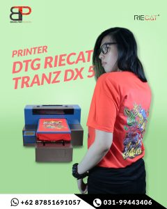 keunggulan printer dtg dx5