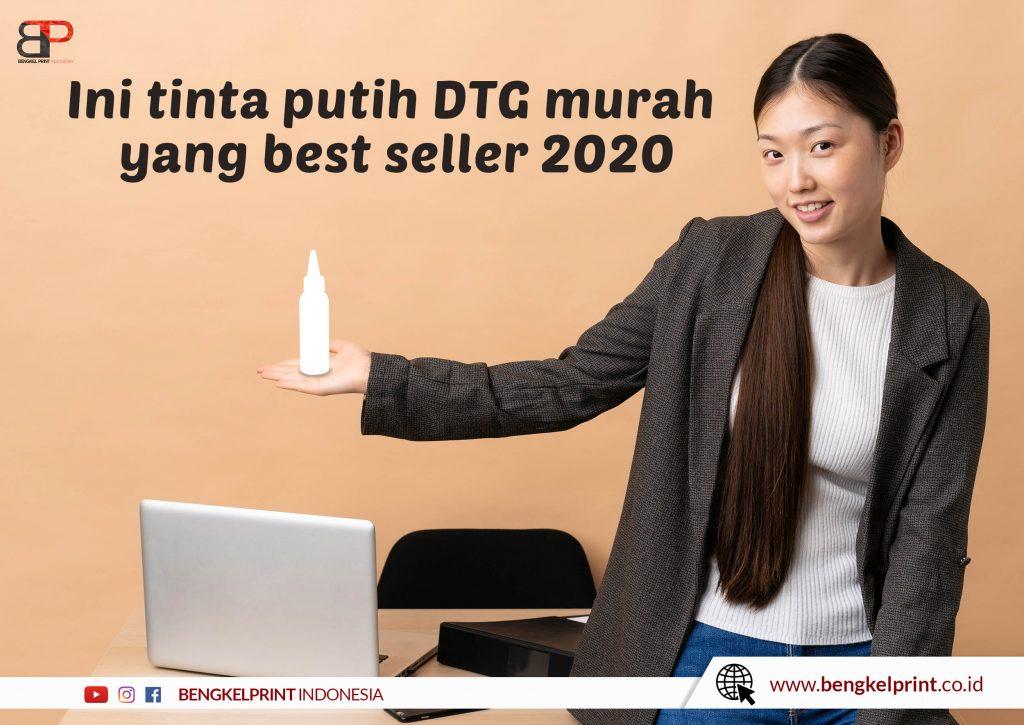 harga tinta putih dtg termurah 2020