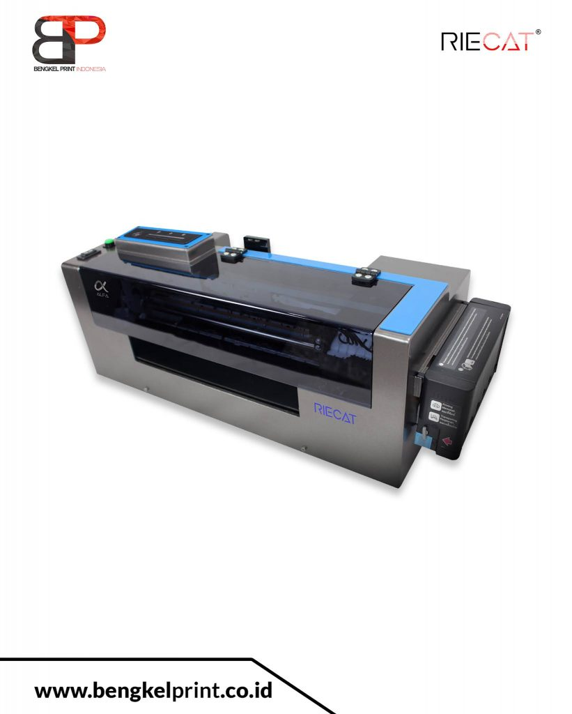 mesin printer riecat alfa