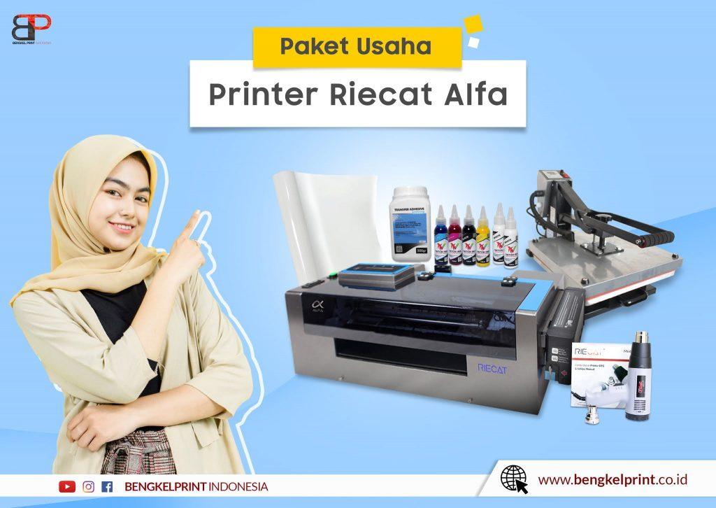 Jual Printer RIECAT ALFA Jakarta