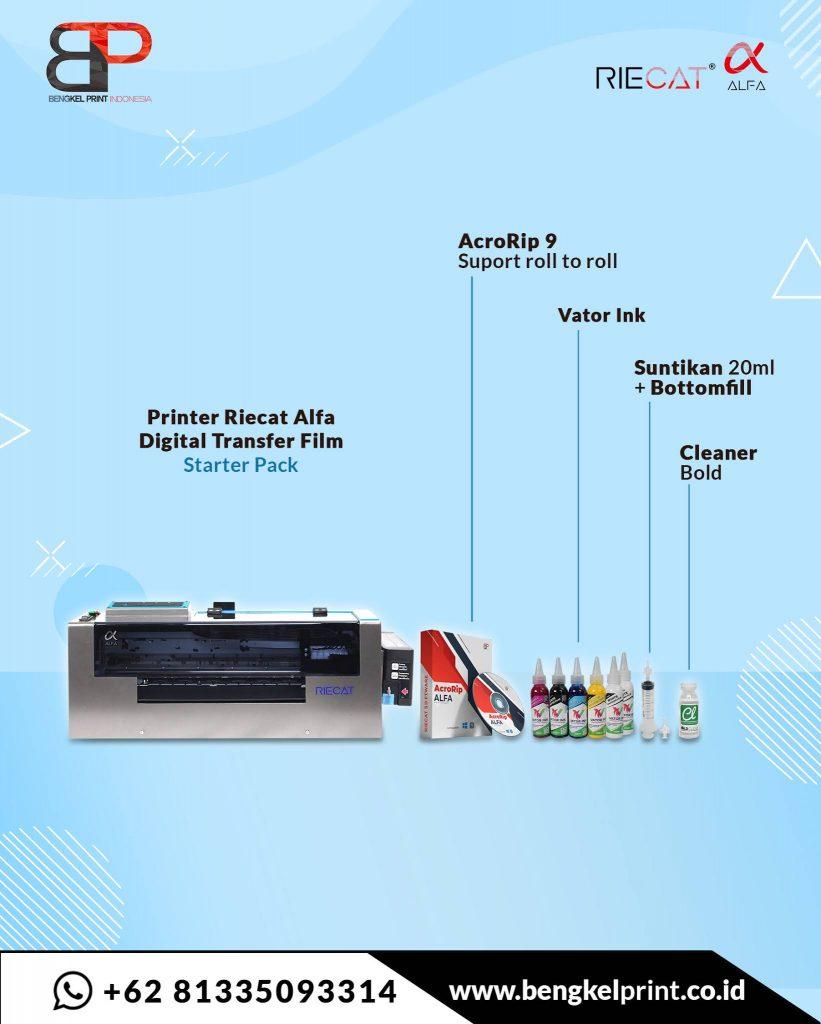 Printer RIECAT ALFA Murah