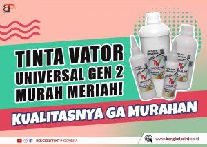 jual tinta putih universal dtf dtg gen 2 murah