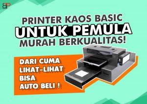 Jual Printer DTG A3 Murah