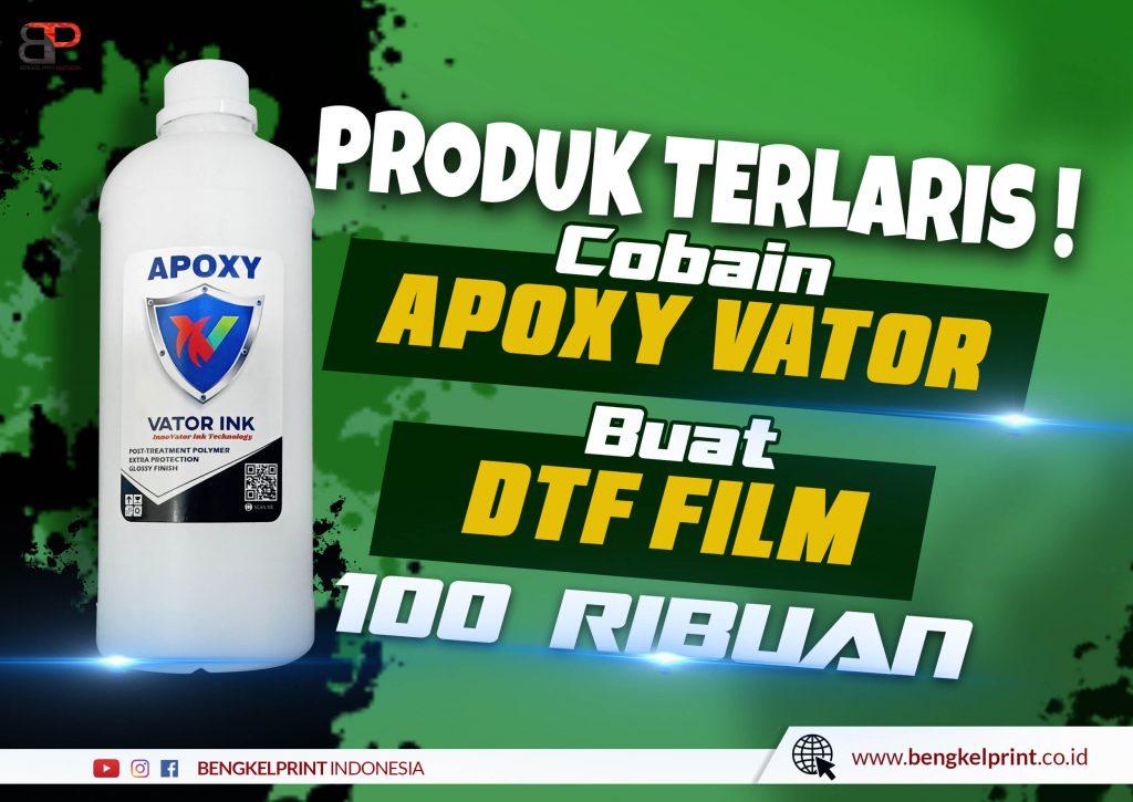 Treatment Apoxy Glossy DTF