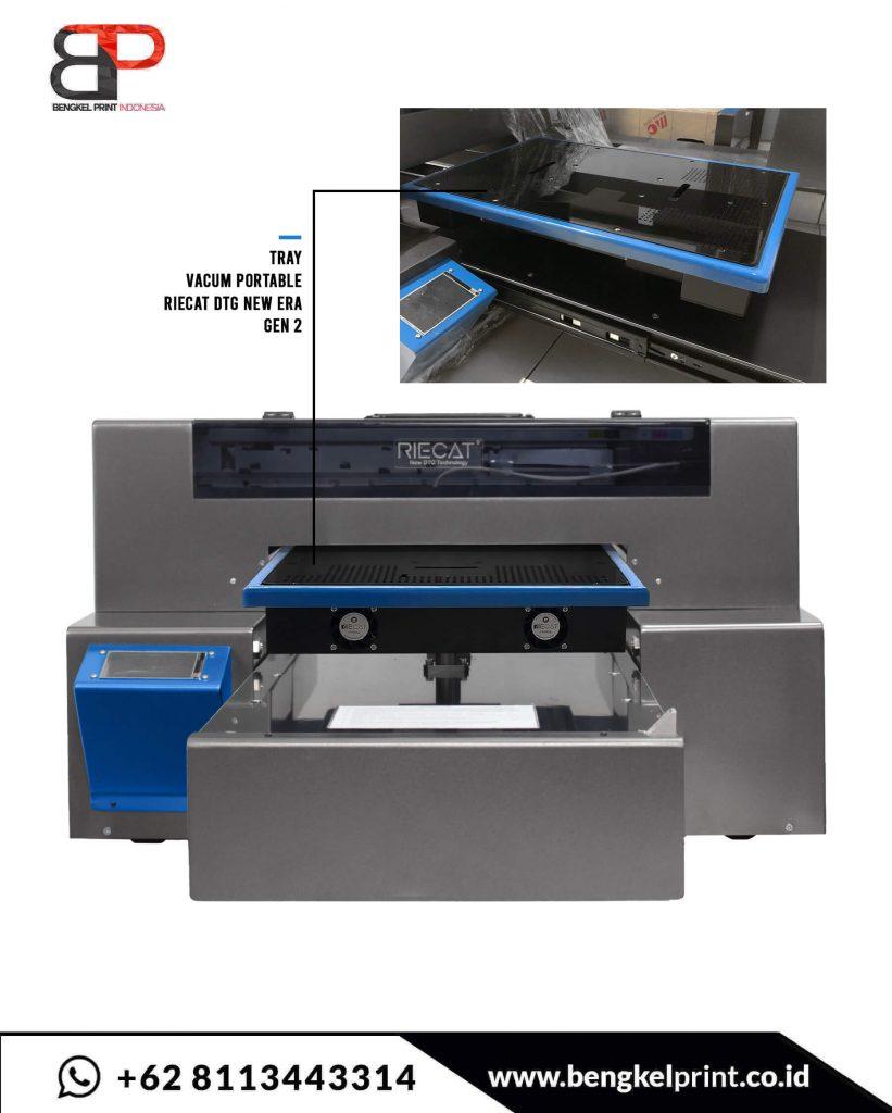 Tatakan Vacum Printer DTG New Era Generasi 2 murah
