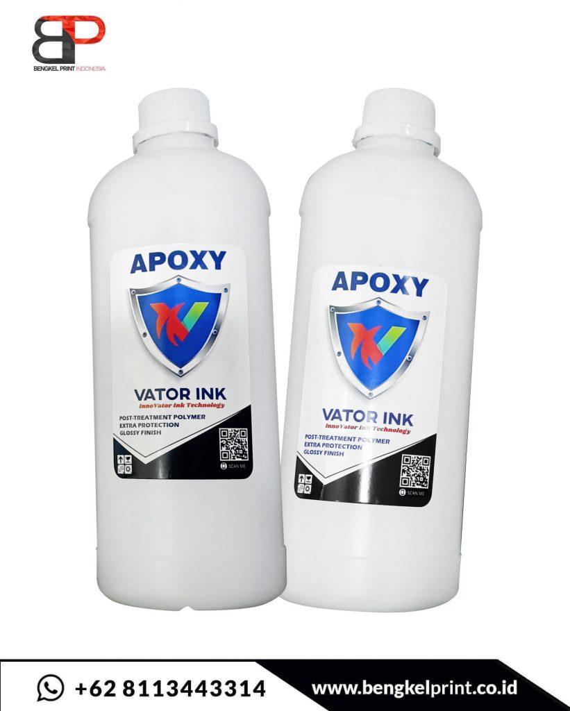 apoxy vator glossy 1 liter murah